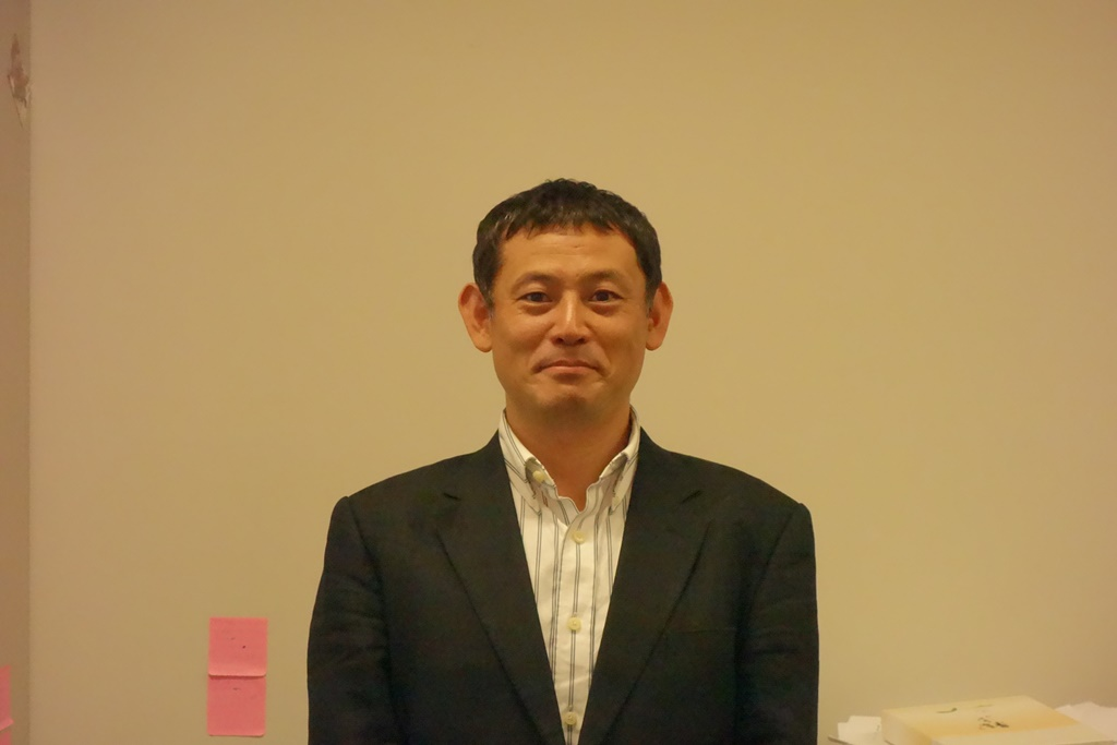 Photo of Shinji Kishida
